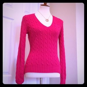 Vintage Ralph Lauren V-Neck Sweater